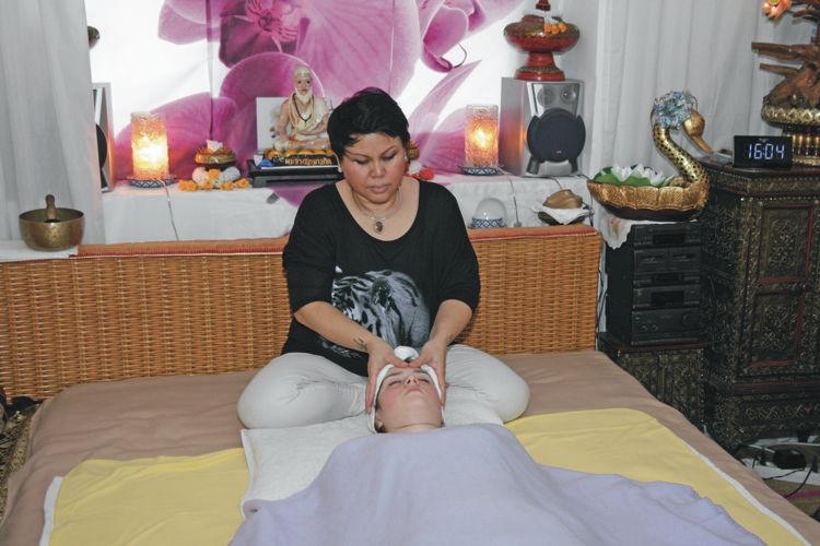 Traditionelle Thai Massage Hamburg-Duvenstedt - Gutschein