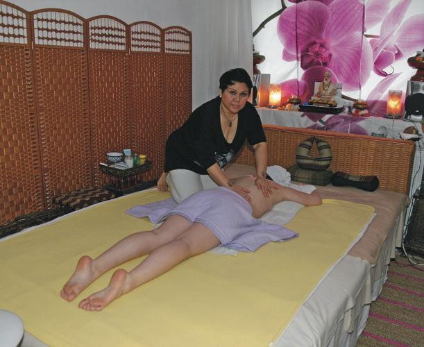 Traditionelle Thai-Massage Hamburg-Tonndorf - Spar